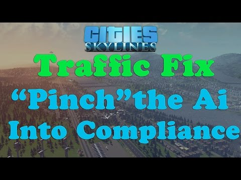 Cities: Skylines - Traffic Fix/Tips -