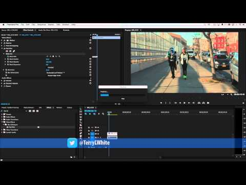 How to Mask a Moving Object in Your Video with Premiere Pro CC