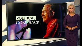 ABC News - Australian Interview with Dr Mahathir on Najib, UMNO, 1MBD & World Affair
