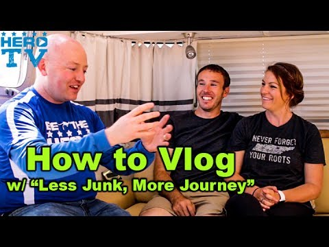 How To Start A Travel Blog And Make Money (w/ Less Junk More Journey)