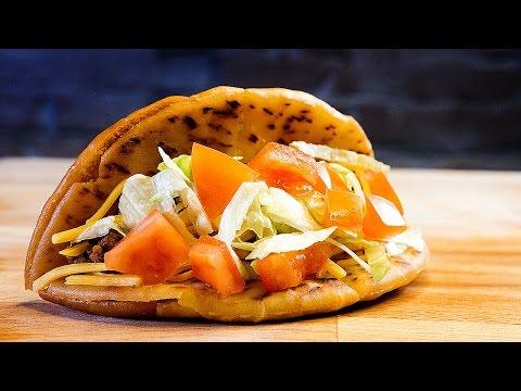 Taco Bell Quesalupa, Homemade Recipe