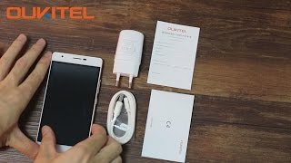 OUKITEL C4 unboxing & hands on