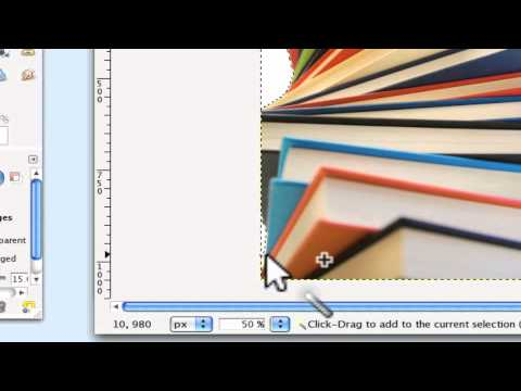 How to Remove the Background From an Image Using Gimp - Gimp Tutorial