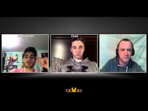 CMST 2655 ooVoo #2 4/14/2015 Group 4