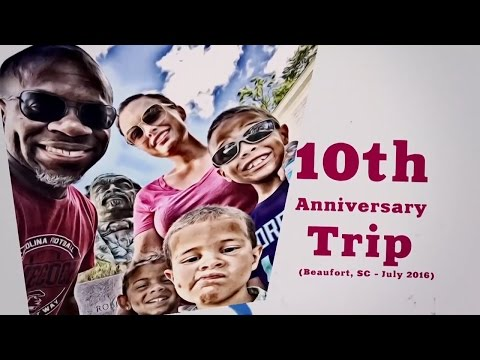 Our 10 Year Anniversary Trip