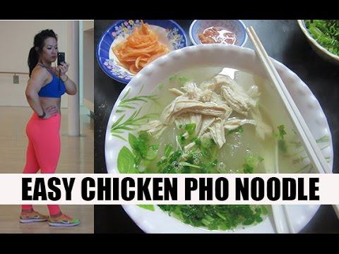 QUICK & EASY CHICKEN PHO GA RECIPE