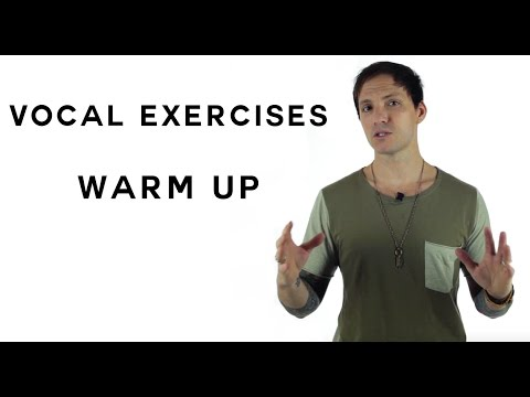 Vocal Exercises – Warm Up
