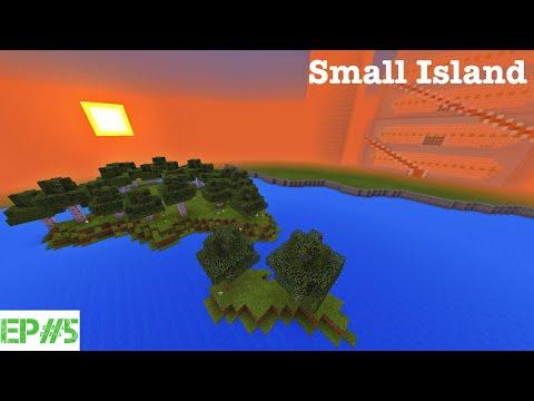 Landscapes   #5   Small Island