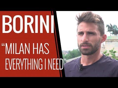 Fabio Borini Interview: the Man Before the Player