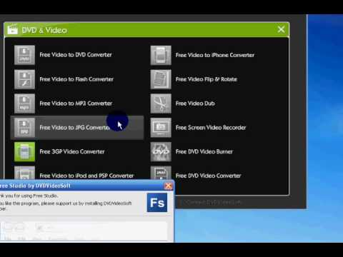 How to convert videos to edit in Windows Movie Maker//Video Converter