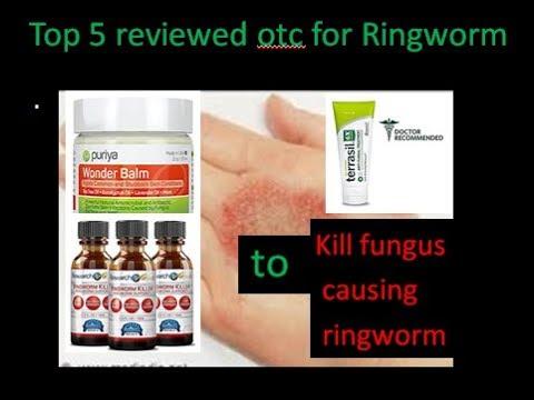 top 5 otc antifungal cream for ringworm
