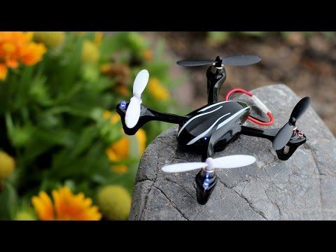 Hubsan X4 H107L Mini Quadcopter   Super Fast Outdoor Flight