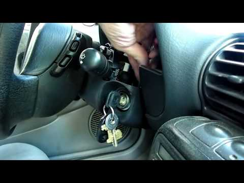 Ignition Lock Cylinder Replacement (REDO)