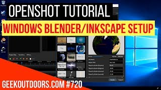 How to Set Blender Path in OpenShot Video Editor - PakVim