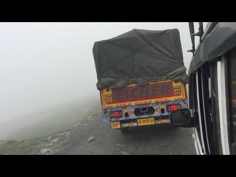 Worlds Most Dangerous Roads in Shimla Manali