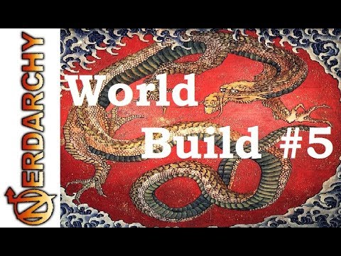 World Building Campaign Setting  A How to Homebrew with Nate & Kienata DIY #5