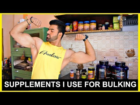 My Muscle Building Supplement Stack |