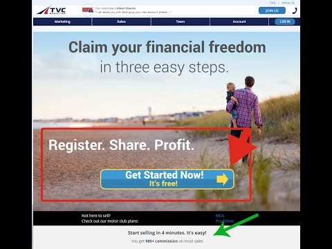 Join MCA For Free And Become An Associate