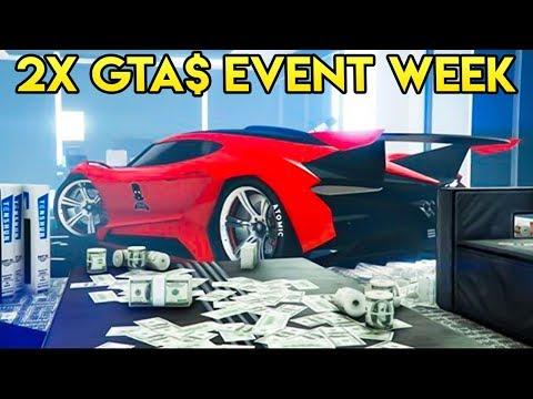 GTA Online - NEW Treasure Hunt Confirmed, 2x GTA$ on Contact Missions + New Vehicles