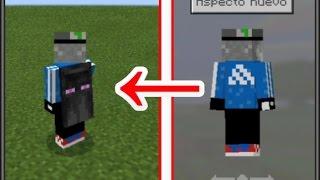 COMO COLOCAR CAPA NA SUA SKIN NO MINECRAFT PE Minecraft Pocket - Skins para minecraft pe com capa