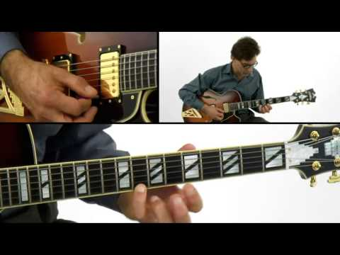 Chord Melody Guitar Lesson - #1 Tranquility Overview - Frank Vignola