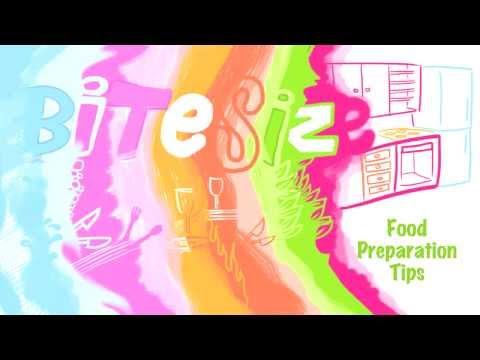 Food Preparation Tips
