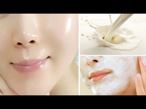 INSTANT Skin  Brightening Milk Facial At Home | Get Naturally Glowing & Fair Skin