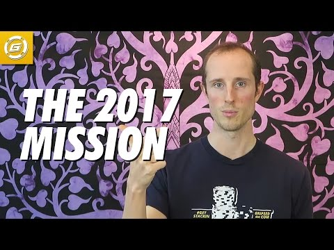 The Mission for 2017... #SetYourIntention