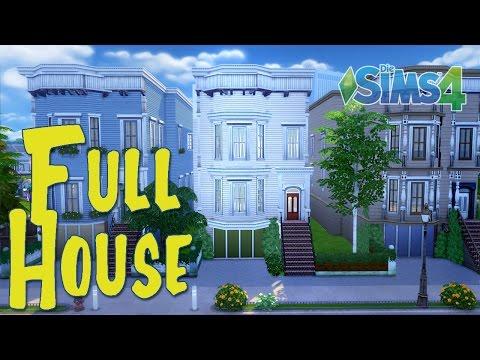 Sims 4 || Full House Tour