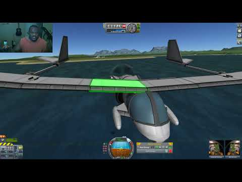 Kerbal Space Program | Infernal Robotics Easy Install and Aircraft
