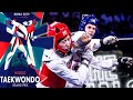 Roma 2019 World Taekwondo GP W 49kg Final RYDNINSKAYA ElizavetaRUS Vs SIM Jae YoungKOR