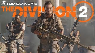 The Division 2: Campaign & Open World   DAY 1 GAMEPLAY (1440p)