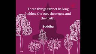 Best 5 Buddha Quotes