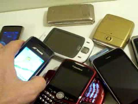 Some of the Hottest Cell phones in Canada 2008