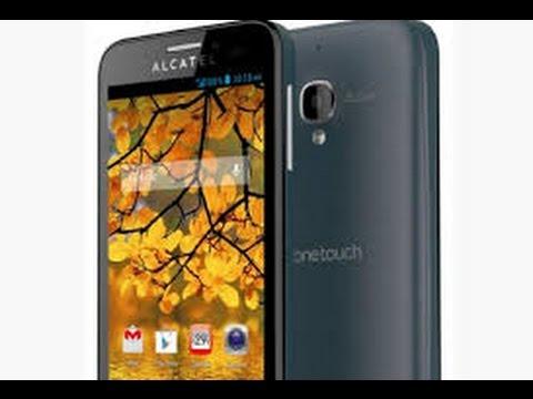 Alcatel One Touch Fierce 2 Screen Shot