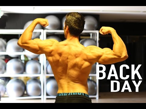 Build a Bigger Back - Full Routine