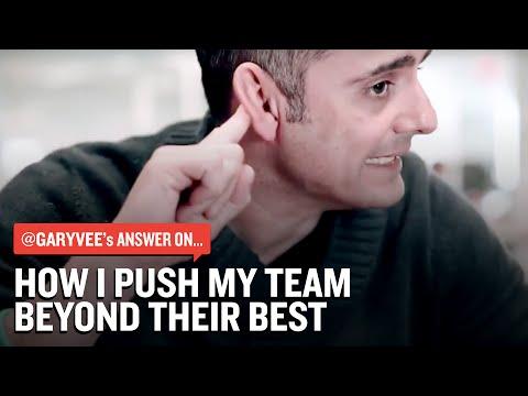 How I Push My Team Beyond Their Best