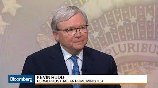 Ex-Australia PM Rudd Isn