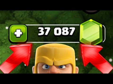 Clash Of Clans - FREE GEMS FOR YOU AND YOUR CLAN!! - THANK YOU FOR 2016!