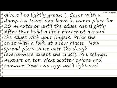 Recipe Homemade Breakfast Pizza Recipe