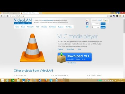 How to Convert any Video file (FLV,MP4,AVI ..) to MP3 using VLC Media Player ?