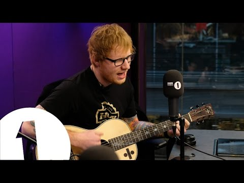Ed Sheeran - Castle On The