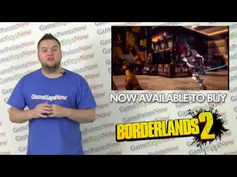 Borderlands 2 In Stock Now At GameKeysNow.com