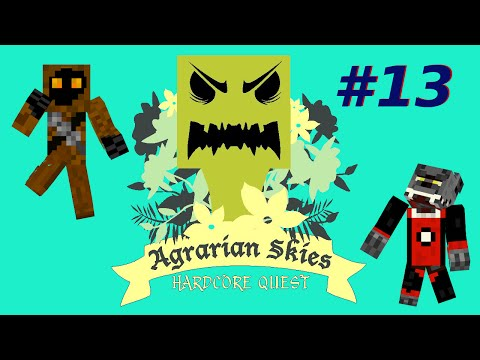 Agrarian Skies #13 - How do you make an axe?