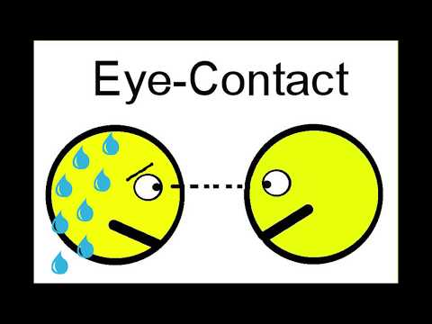 The Truth About Asperger's Syndrome - 1 - Eye Contact