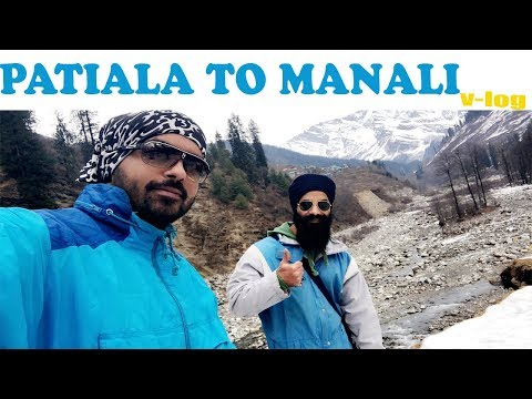 Manali/Solang valley ROAD TRIP 2017 with Psycho Gujrati
