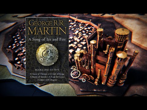 What you should know about George RR Martin Books