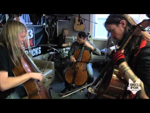 Apocalyptica - Fight Fire With Fire - Live At The Fox