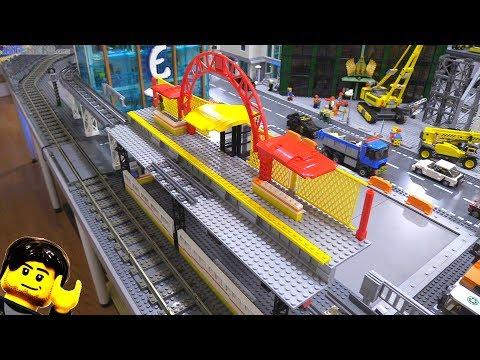 Why today's LEGO elevated rail progress felt so GOOD!