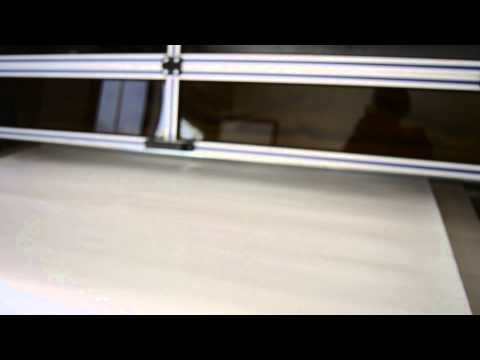 GM 1600 Leather Perforating Machine